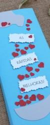 Embalagem de chocolate Criativa com Mensagem de Rápidas Melhoras