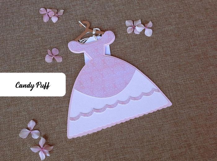 convites de aniversário vestido de princesa