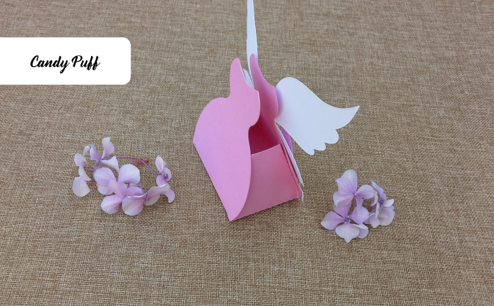 lembranças de aniversário fada cor de rosa
