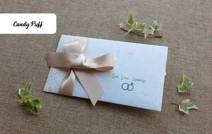 Envelope Floral Bege 4