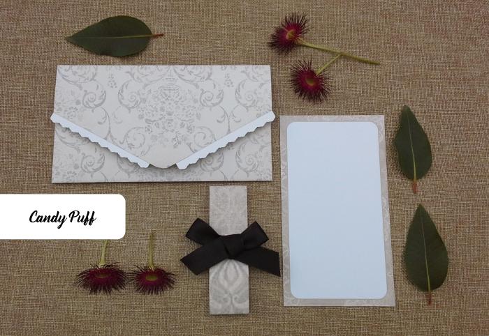 Envelope Cinza