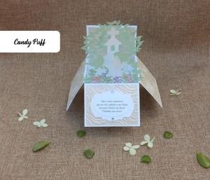 Postal Criativo para Noivos