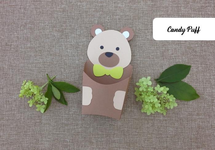 lembranças de aniversário urso