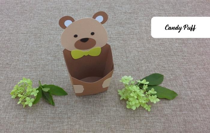 Lembranças Urso
