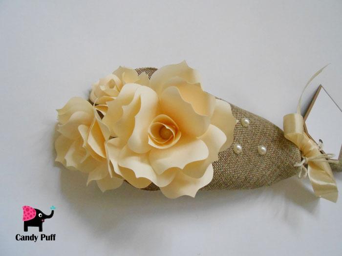 bouquet de rosas amarelas 3