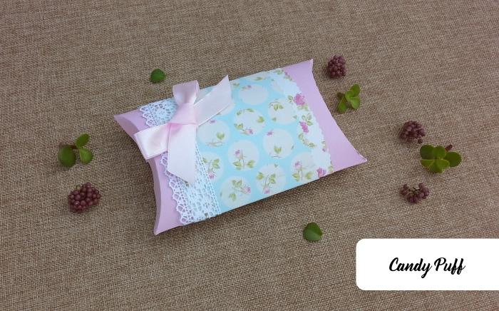 Chocolates Embalagem Pink Flowers