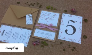 Convites de Casamento Primavera