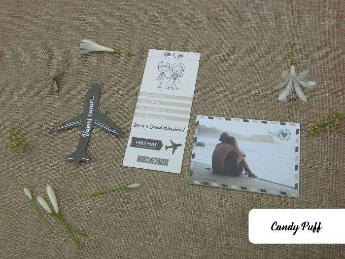 convite viagens