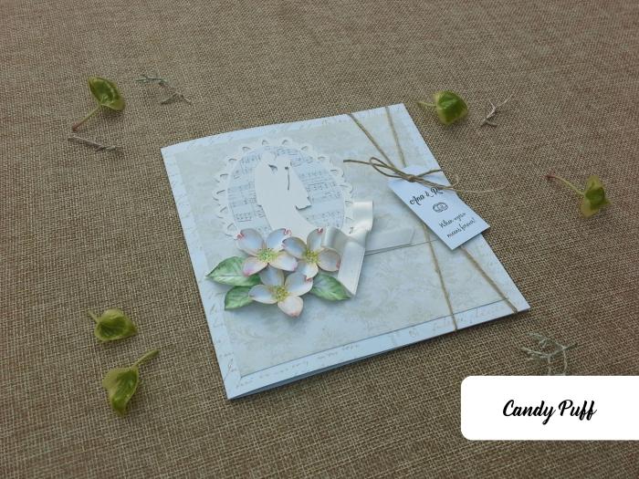 convite de casamento full bloom