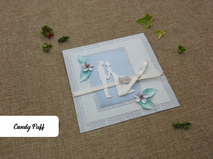 convite de casamento loved by you
