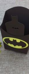 embalagem batman para doces