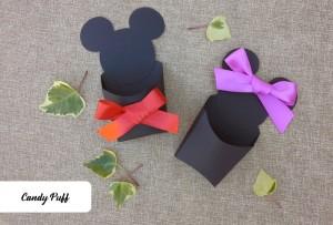 Lembranças Mickey e Minnie