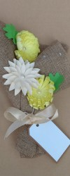 Bouquet de flores criativo