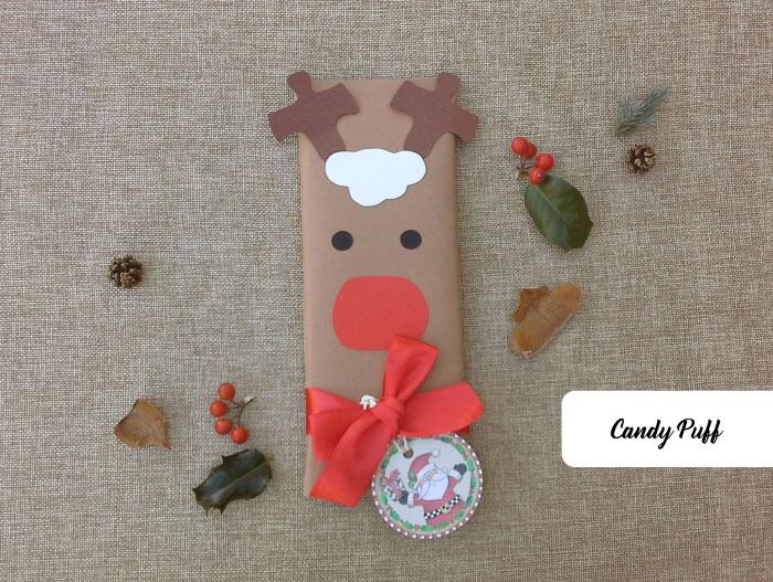 Chocolate Rena Rudolfo para Presente de Natal