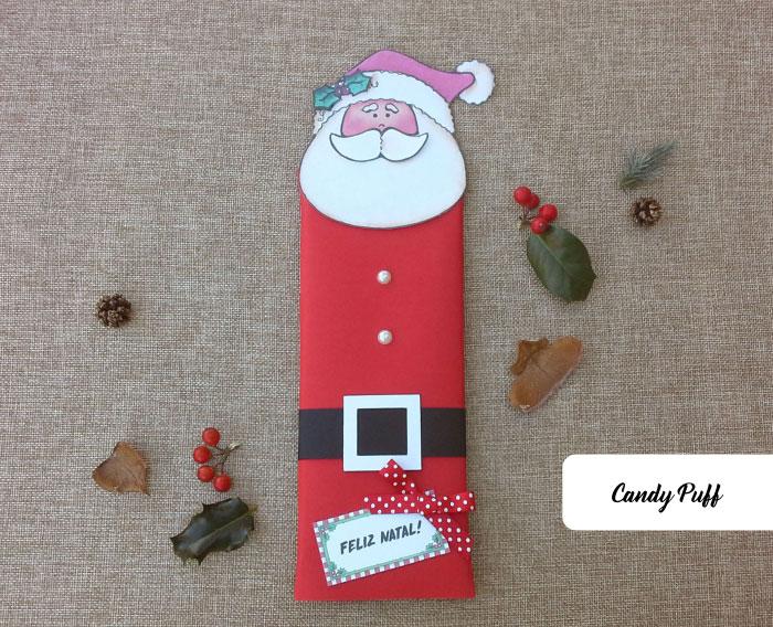 Chocolates de Natal Personalizados para Presente
