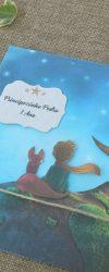Convite de Aniversário Principezinho