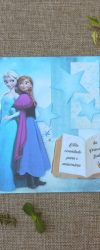 Convites de Aniversário Frozen