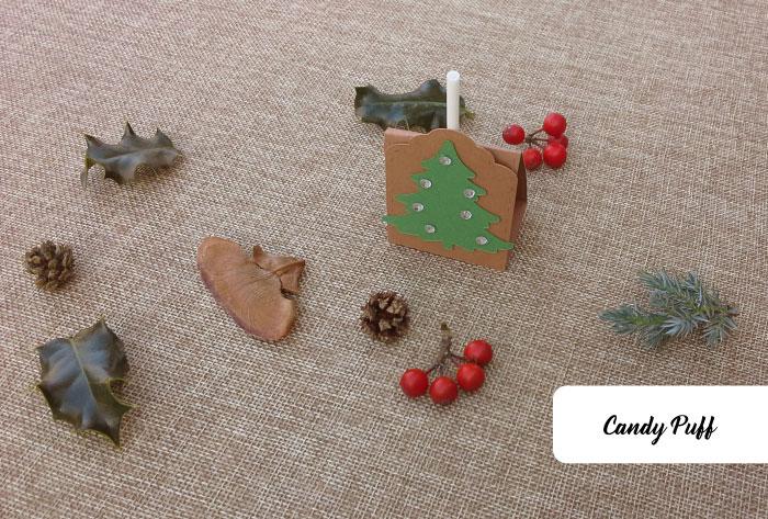 Doces para Lembranças de Natal destinadas a crianças