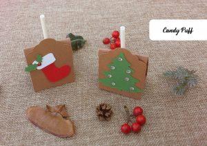 Lembranças de Natal baratas para crianças
