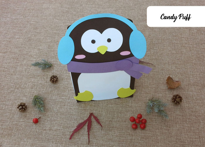 Prendas de Natal Originais com chocolates para crianças