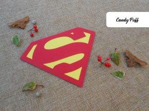 Convite Super-Homem