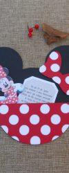 Convites Minnie