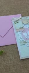 Convites de casamento new chapter