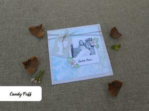 Convites de Primeira Comunhão com Fotografia