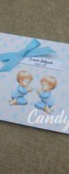 Livro de Honra Batizado de Gémeos