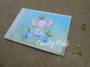 Livro de Honra Elefante