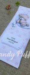 Tablete de Chocolate Lembrança de Batizado